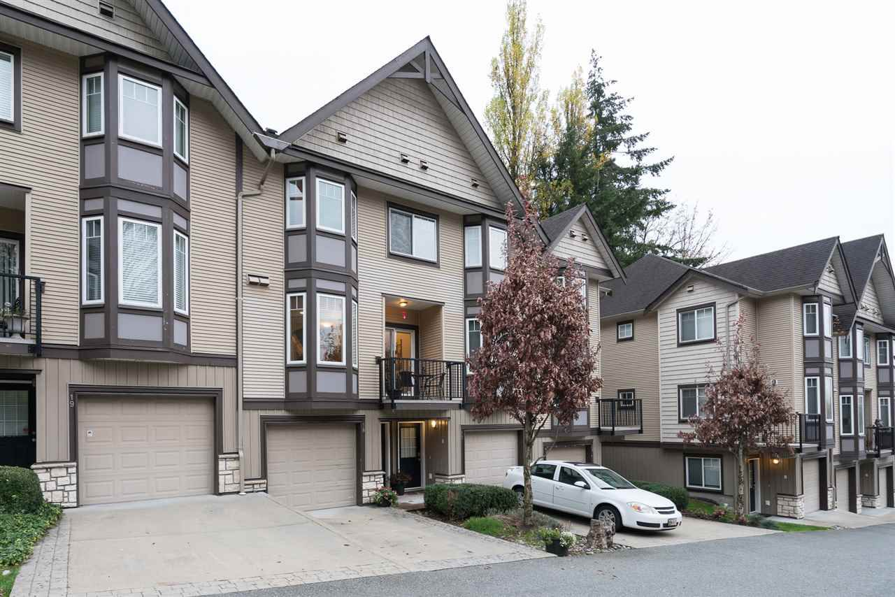 Main Photo: 18 32501 FRASER Crescent in Mission: Mission BC Townhouse for sale : MLS®# R2345014