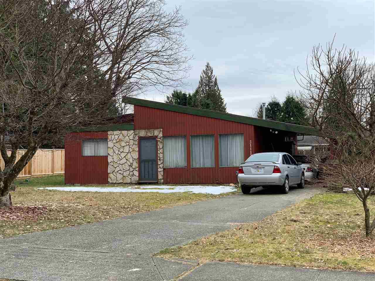 Main Photo: 21112 122 Avenue in Maple Ridge: Northwest Maple Ridge House for sale : MLS®# R2349138