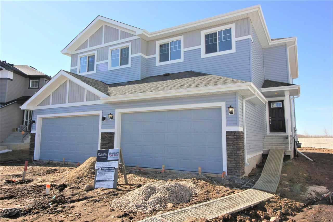 Main Photo: 19 Rolston Close: Leduc House Half Duplex for sale : MLS®# E4152367