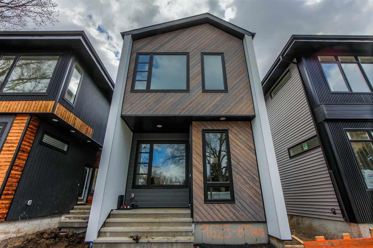 Main Photo: 9625 80 Avenue in Edmonton: Zone 17 House for sale : MLS®# E4156311