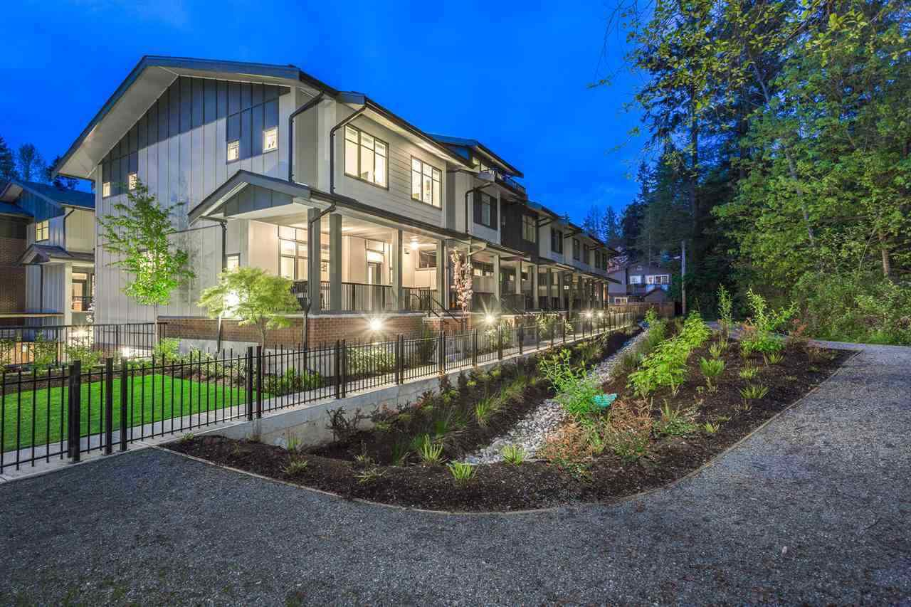 "Main Photo: 405 2135 HERITAGE PARK Lane in North Vancouver: Seymour NV Townhouse for sale in ""LODEN GREEN"" : MLS®# R2384775"