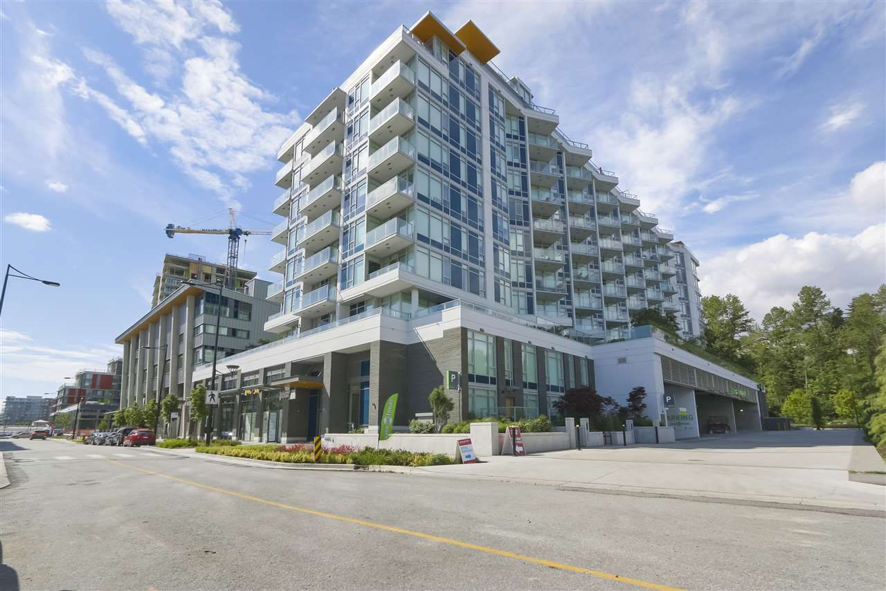 """Main Photo: 905 3557 SAWMILL Crescent in Vancouver: South Marine Condo for sale in """"ONE TOWN CENTRE"""" (Vancouver East)  : MLS®# R2385476"""