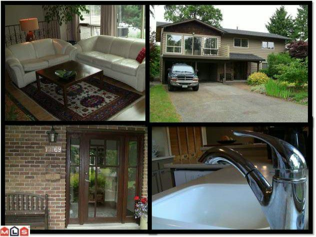 """Main Photo: 10769 VISTA Place in Delta: Nordel House for sale in """"Canterbury Heights"""" (N. Delta)  : MLS®# F1116351"""