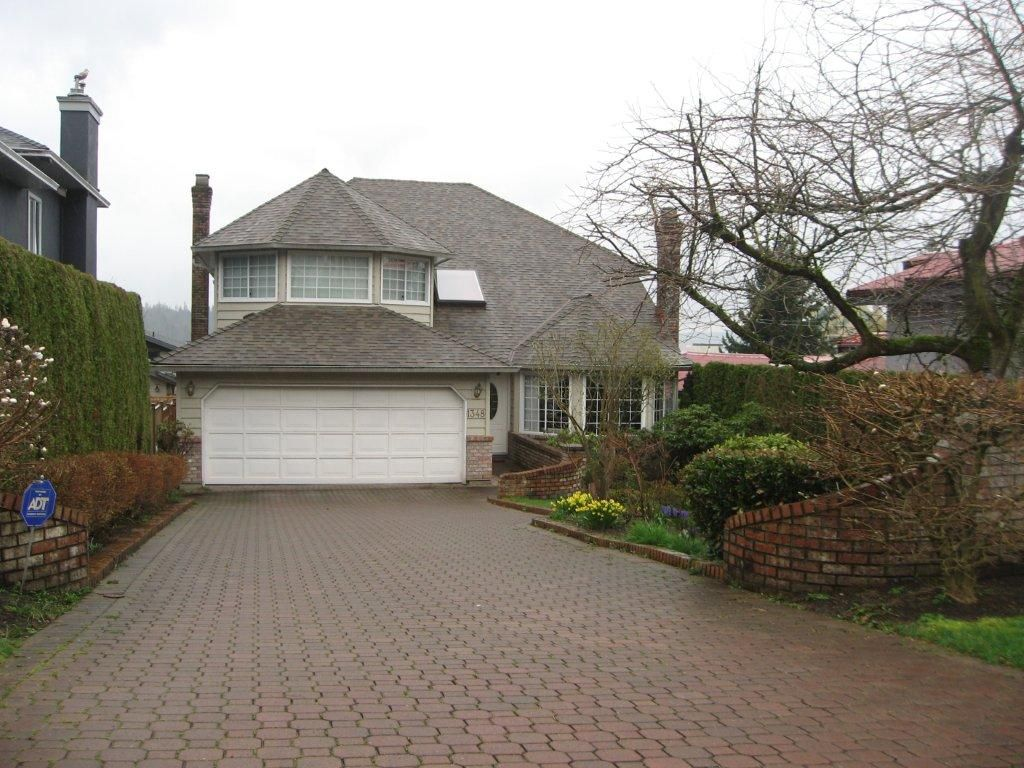 Main Photo: 1348 Gordon Avenue in West Vancouver: Ambleside House for sale : MLS®# v954462
