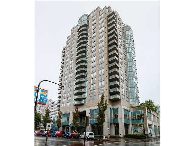 """Main Photo: # 803 612 6TH ST in New Westminster: Uptown NW Condo for sale in """"THE WOODWARD"""" : MLS®# V1030820"""
