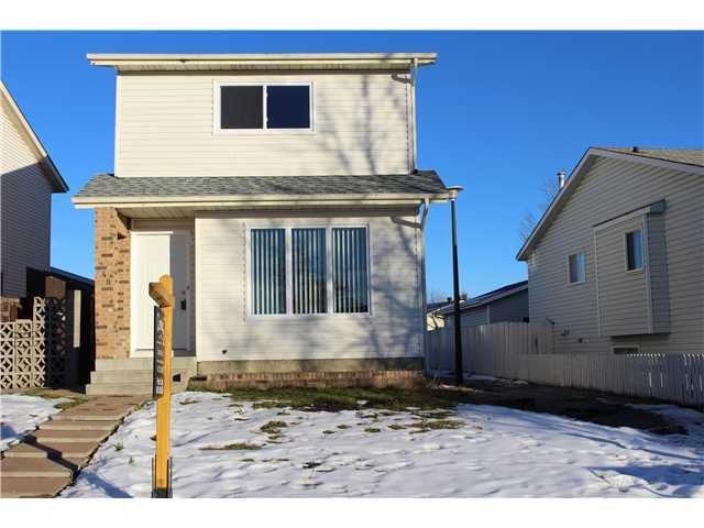 Main Photo: 248 FALTON Drive NE in CALGARY: Falconridge Residential Detached Single Family for sale (Calgary)  : MLS®# C3591442