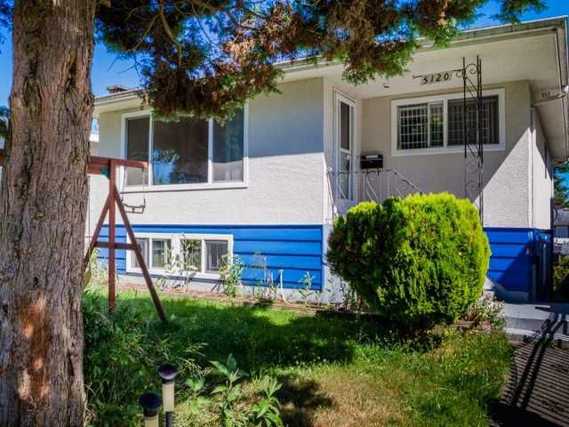 "Main Photo: 5120 FAIRMONT Street in Vancouver: Collingwood VE House for sale in ""Collingwood"" (Vancouver East)  : MLS®# V1041940"