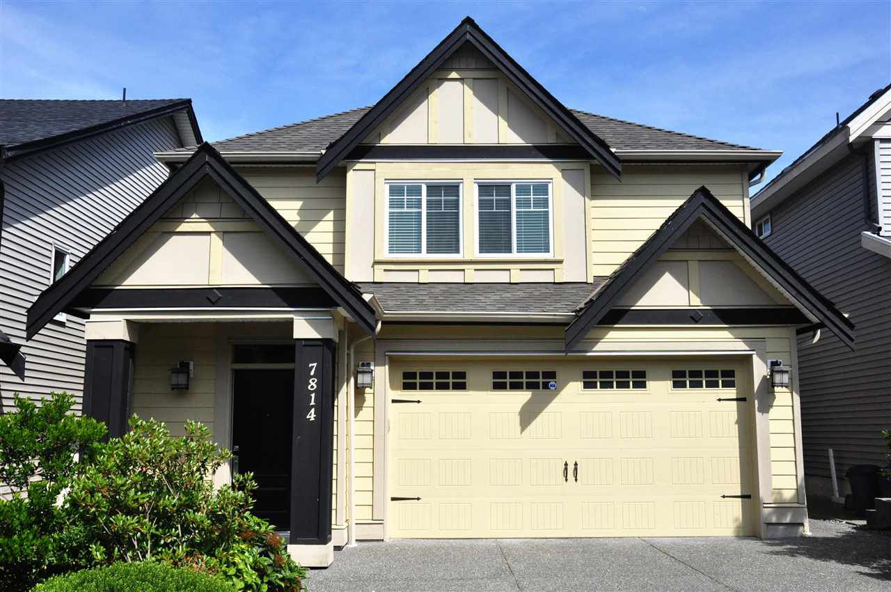 Main Photo: 7814 211B Street in Langley: Willoughby Heights House for sale : MLS®# R2072321
