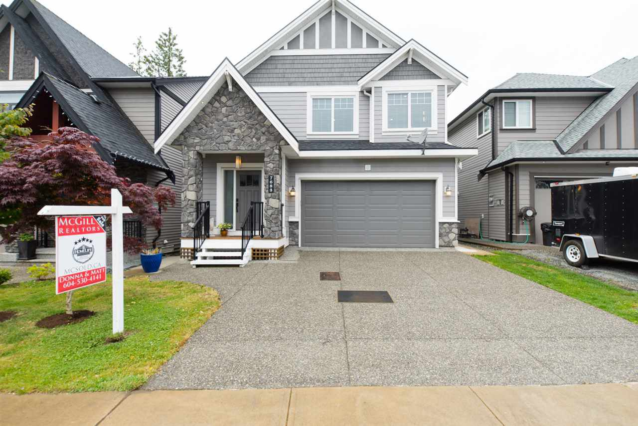 """Main Photo: 7683 210A Street in Langley: Willoughby Heights House for sale in """"Yorkson"""" : MLS®# R2079950"""