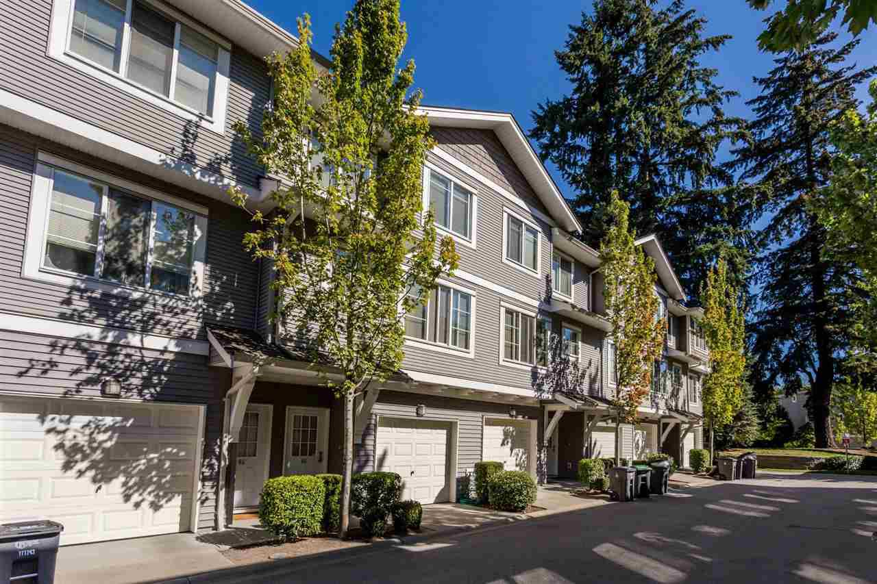 "Main Photo: 85 15155 62A Avenue in Surrey: Sullivan Station Townhouse for sale in ""Oaklands"" : MLS®# R2107813"