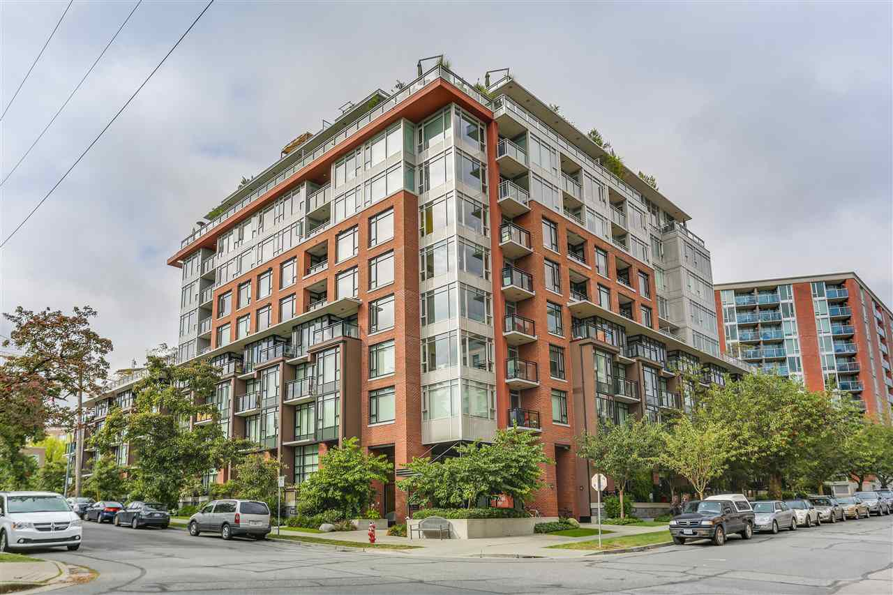 """Main Photo: 209 2321 SCOTIA Street in Vancouver: Mount Pleasant VE Condo for sale in """"The Social"""" (Vancouver East)  : MLS®# R2118663"""