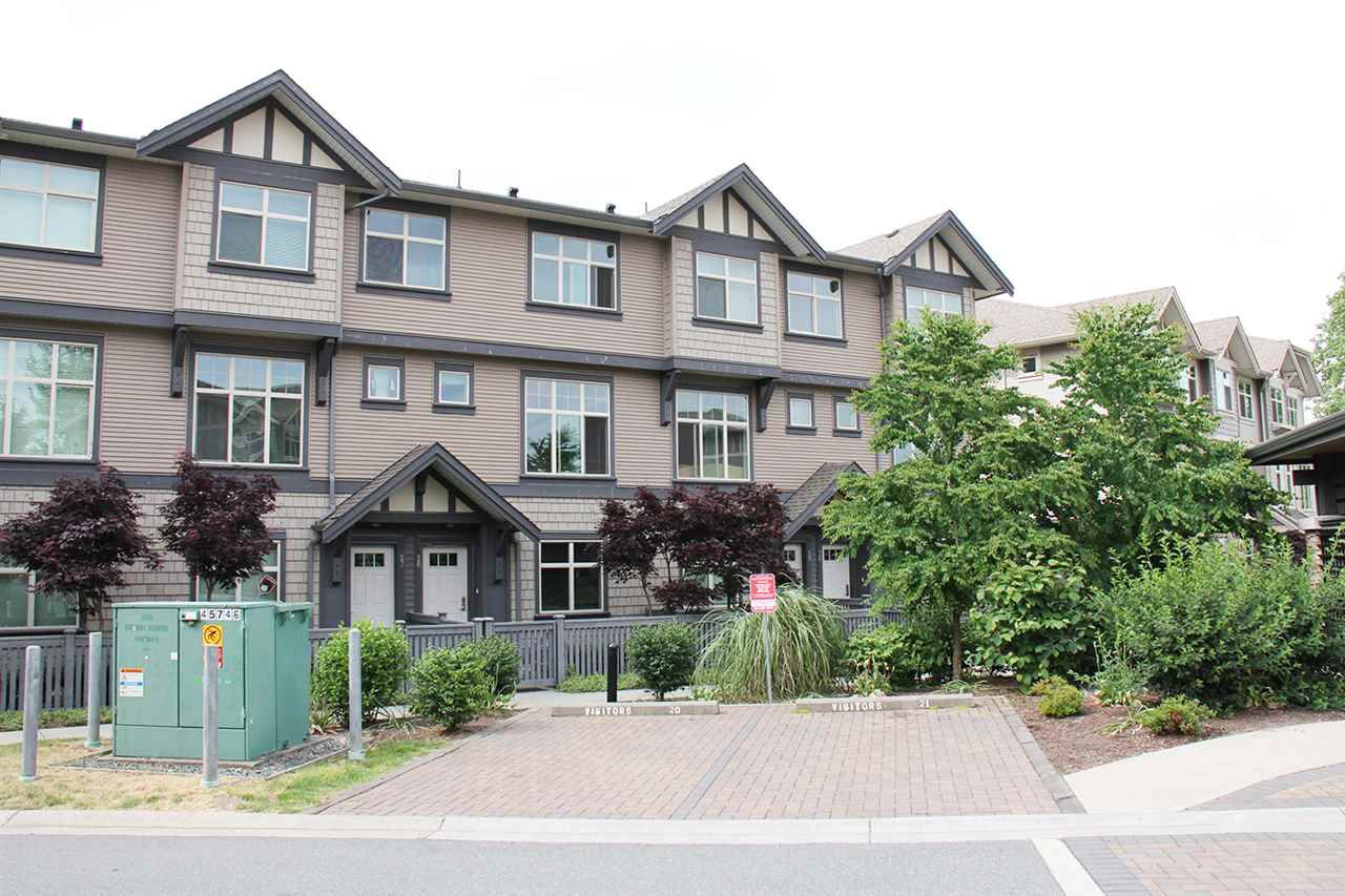 Main Photo: 29 31125 WESTRIDGE Place in Abbotsford: Abbotsford West Townhouse for sale : MLS®# R2167993