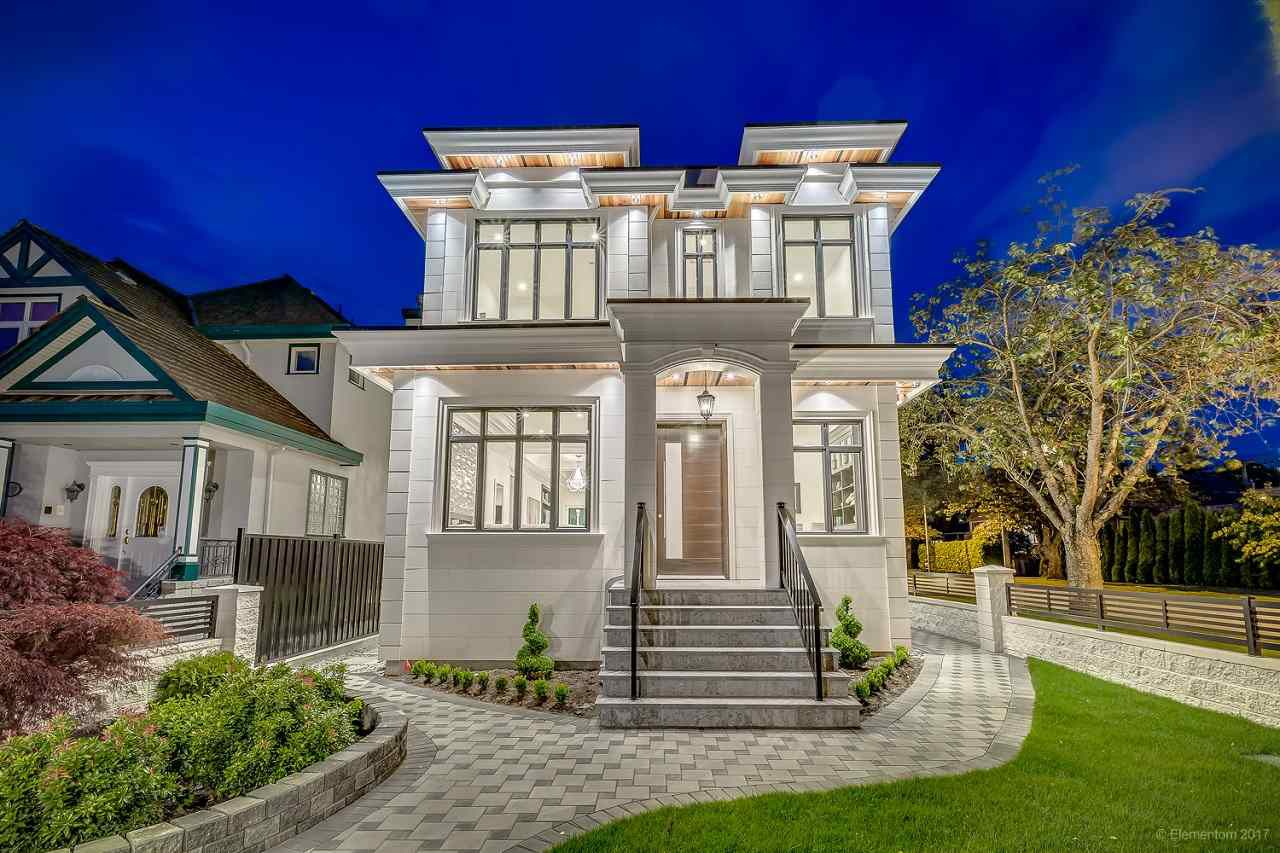 Main Photo: 2507 W 45TH Avenue in Vancouver: Kerrisdale House for sale (Vancouver West)  : MLS®# R2177305