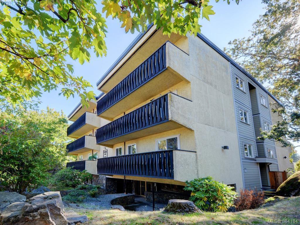 Main Photo: 203 1215 Bay Street in VICTORIA: Vi Fernwood Condo Apartment for sale (Victoria)  : MLS®# 384184