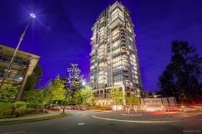 "Main Photo: 1001 301 CAPILANO Road in Port Moody: Port Moody Centre Condo for sale in ""THE RESIDENCES AT SUTER BROOK"" : MLS®# R2218730"