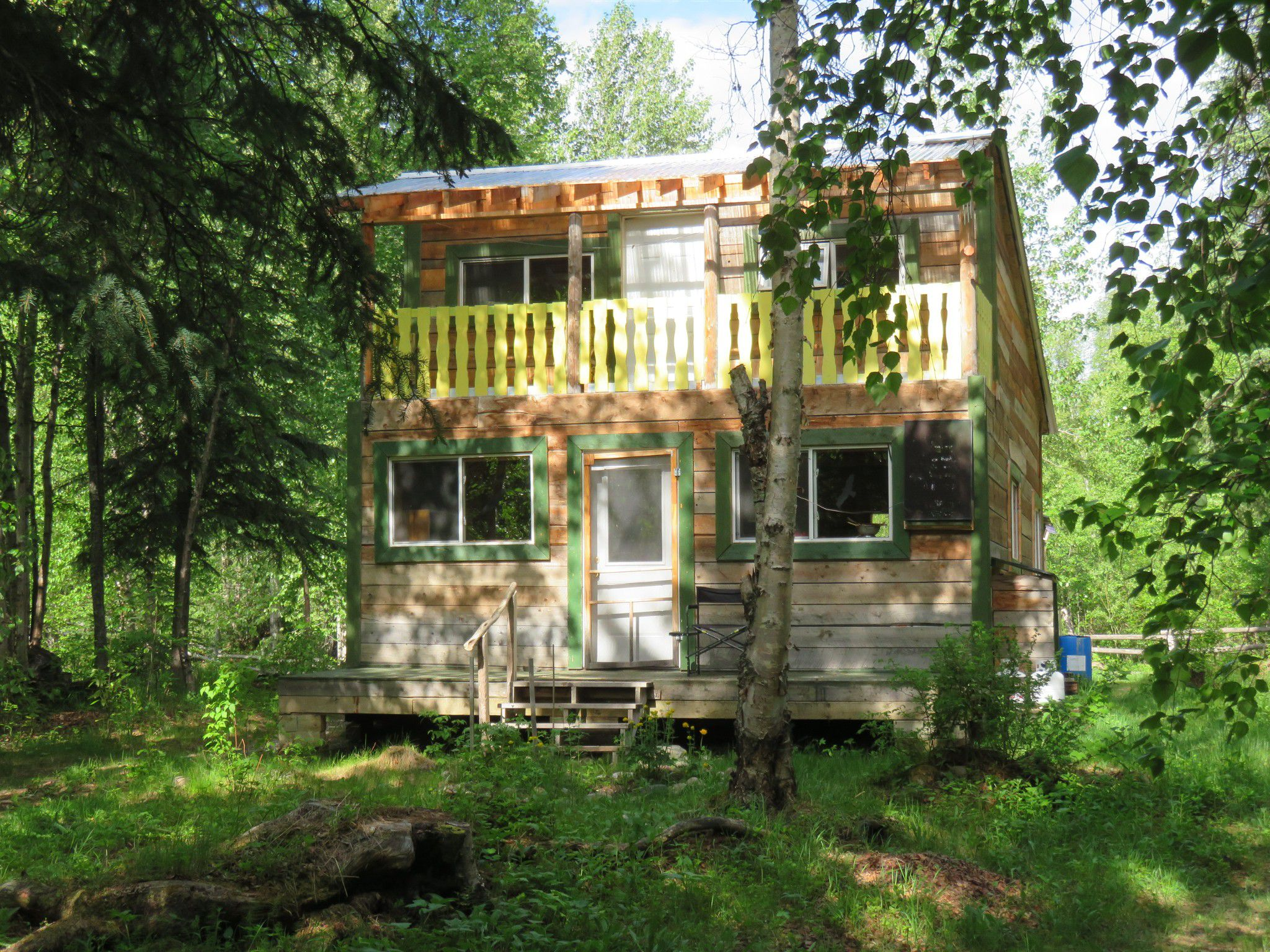 Main Photo: LOT 4 MILE 375 ALASKA Highway in Fort Nelson: Fort Nelson - Remote House for sale (Fort Nelson (Zone 64))  : MLS®# R2233798