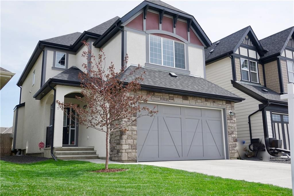Main Photo: 12 MARQUIS Grove SE in Calgary: Mahogany House for sale : MLS®# C4176125