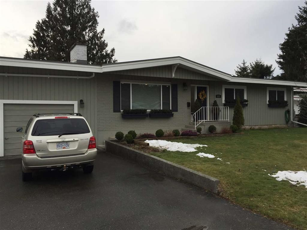 Main Photo: 2221 Bakerview St. in Abbotsford: Abbotsford West House for rent