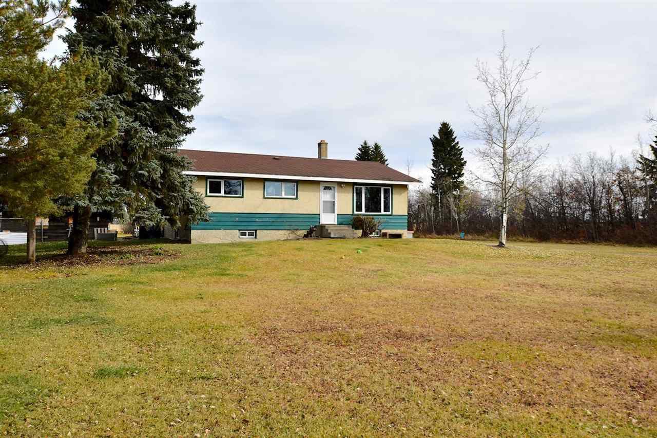 Main Photo: 55129 RGE RD 245: Rural Sturgeon County House for sale : MLS®# E4133418