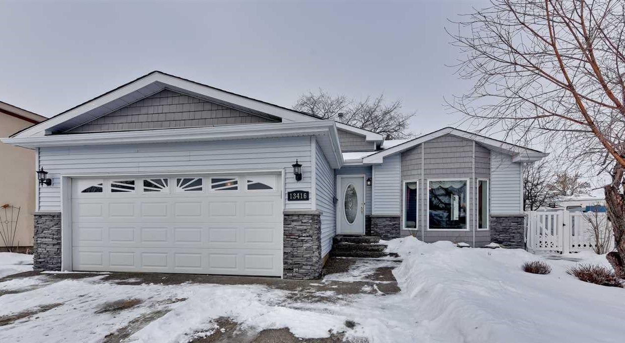 Main Photo: 13416 25 Street in Edmonton: Zone 35 House for sale : MLS®# E4142488