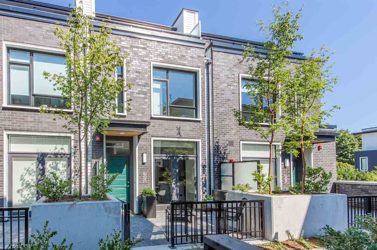 """Main Photo: 7458 GRANVILLE Street in Vancouver: South Granville Townhouse for sale in """"Granville & 59th Townhomes"""" (Vancouver West)  : MLS®# R2340075"""