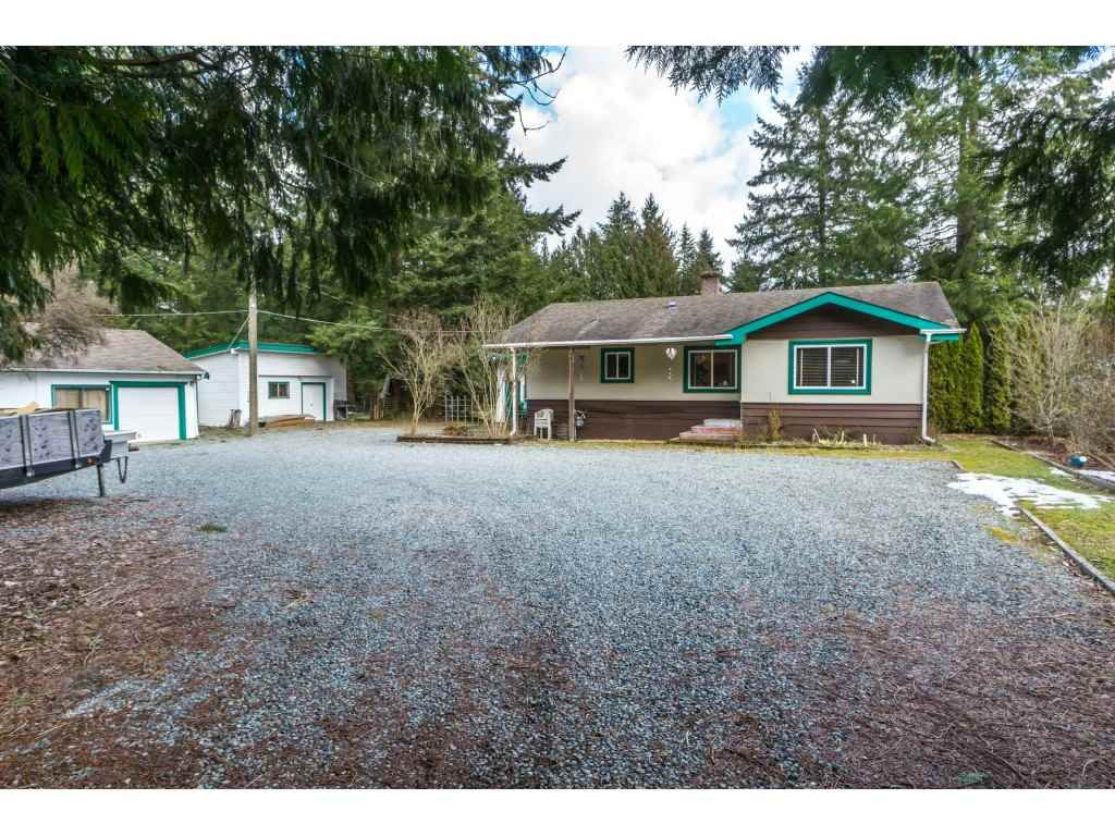 "Main Photo: 5164 236 Street in Langley: Salmon River House for sale in ""Salmon River"" : MLS®# R2347868"