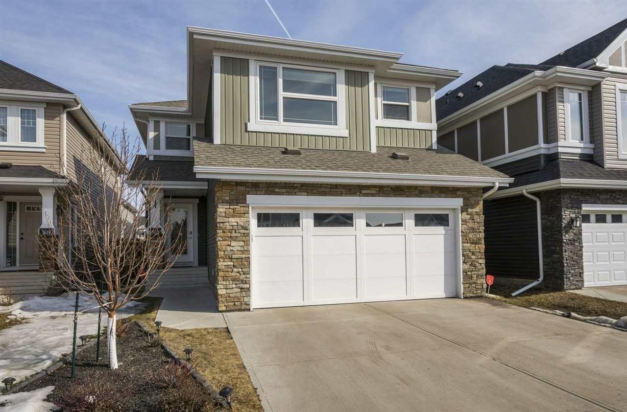 Main Photo: 1623 165 Street in Edmonton: Zone 56 House for sale : MLS®# E4149060