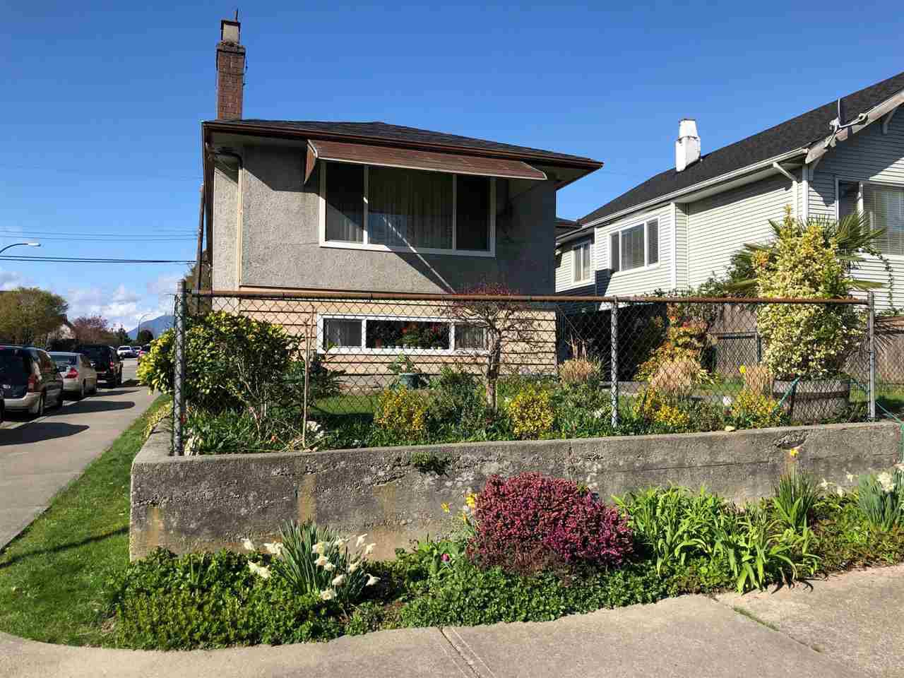 Main Photo: 265 E 36TH Avenue in Vancouver: Main House for sale (Vancouver East)  : MLS®# R2357533