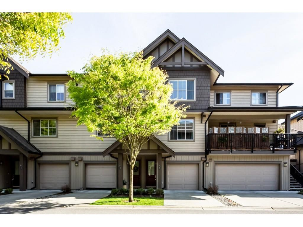 "Main Photo: 21 9525 204 Street in Langley: Walnut Grove Townhouse for sale in ""TIME"" : MLS®# R2364316"