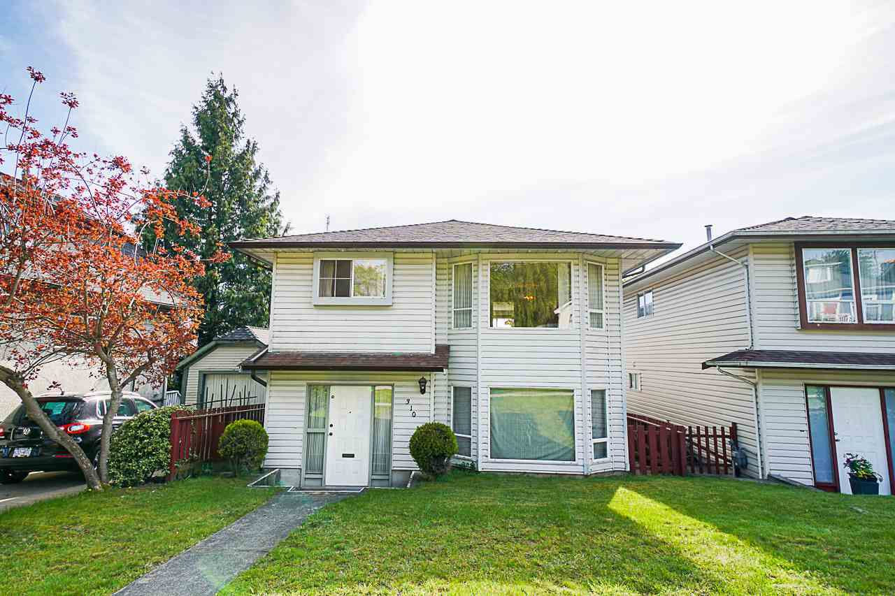 """Main Photo: 310 NINTH Street in New Westminster: Uptown NW House for sale in """"Brow of the Hill"""" : MLS®# R2364986"""