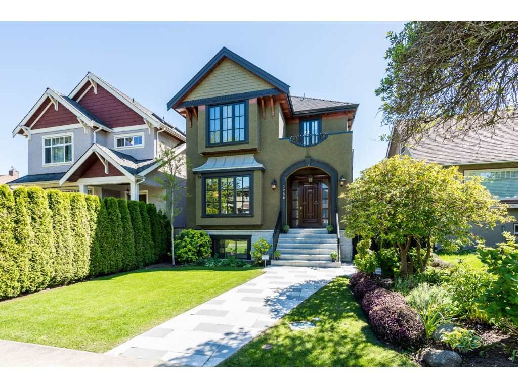 Main Photo: 2958 W 40TH Avenue in Vancouver: Kerrisdale House for sale (Vancouver West)  : MLS®# R2371111