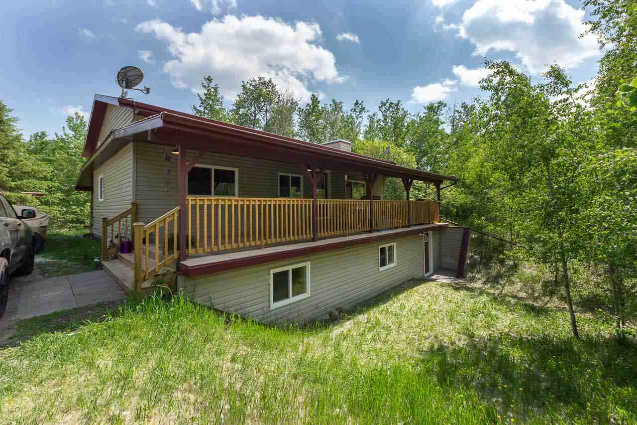 Main Photo: 119 52343 RGE RD 211: Rural Strathcona County Manufactured Home for sale : MLS®# E4161144