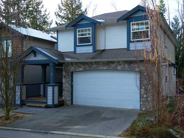 "Main Photo: 8 11495 COTTONWOOD Drive in Maple Ridge: Cottonwood MR House for sale in ""Eastbrook Green"" : MLS®# V880310"