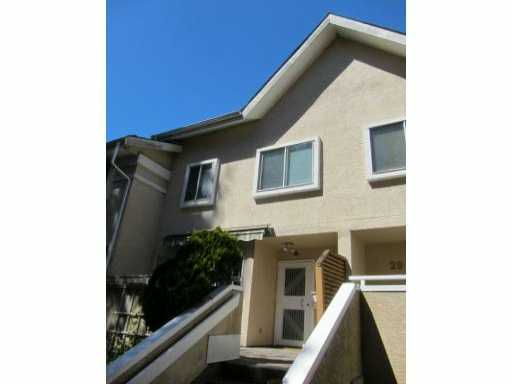 Main Photo: 28 7311 MINORU Boulevard in Richmond: Brighouse South Townhouse for sale : MLS®# V884887