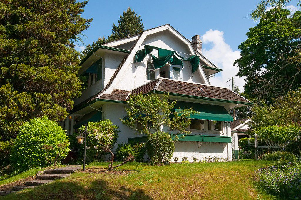 Main Photo: 4184 MAPLE Crescent in Vancouver: Quilchena House for sale (Vancouver West)  : MLS®# V1067919