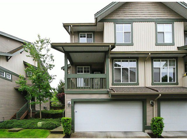 Main Photo: # 51 6050 166TH ST in : Cloverdale BC Townhouse for sale : MLS®# F1422721
