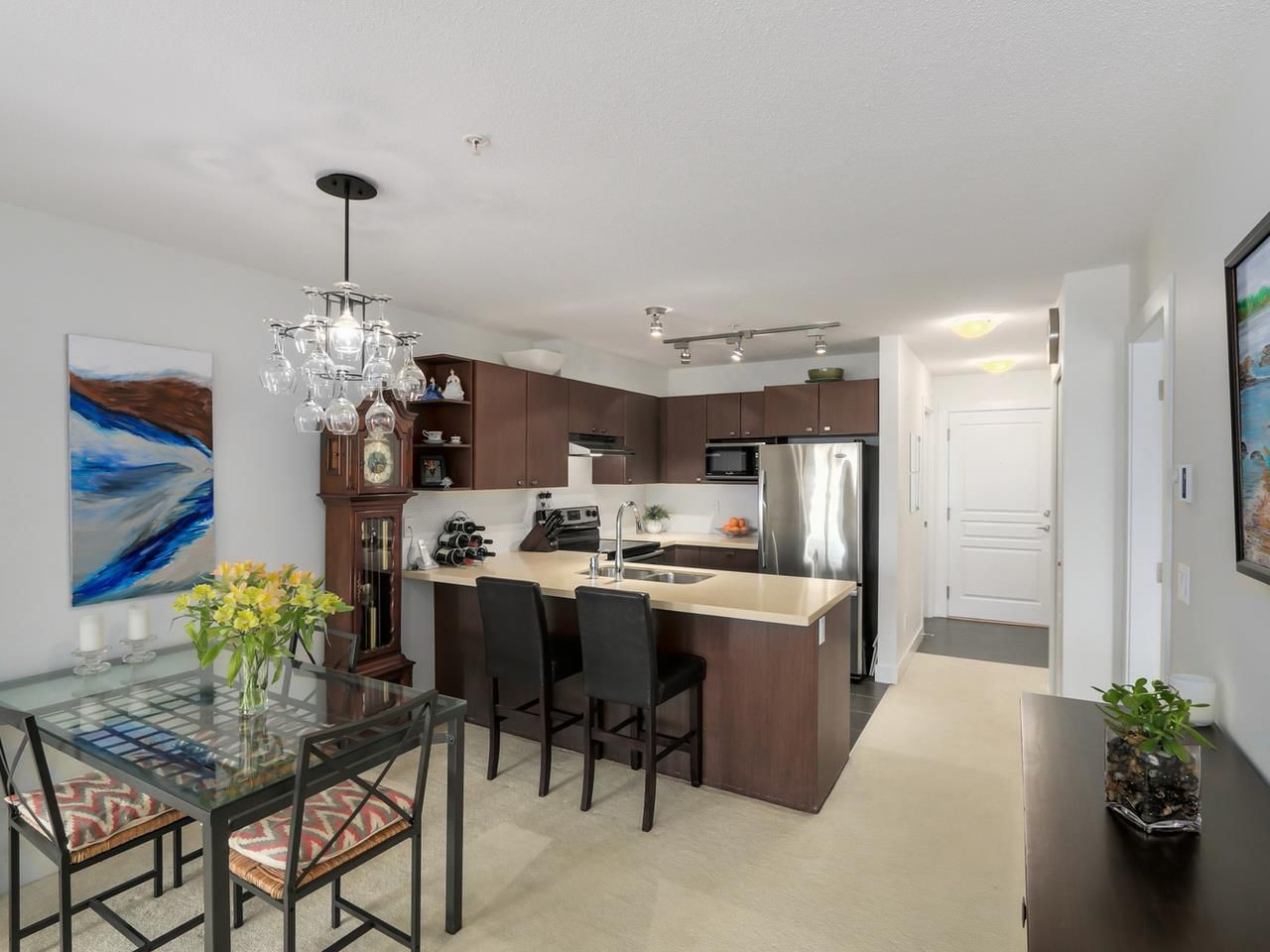"""Main Photo: 306 4550 FRASER Street in Vancouver: Fraser VE Condo for sale in """"CENTURY"""" (Vancouver East)  : MLS®# R2038121"""