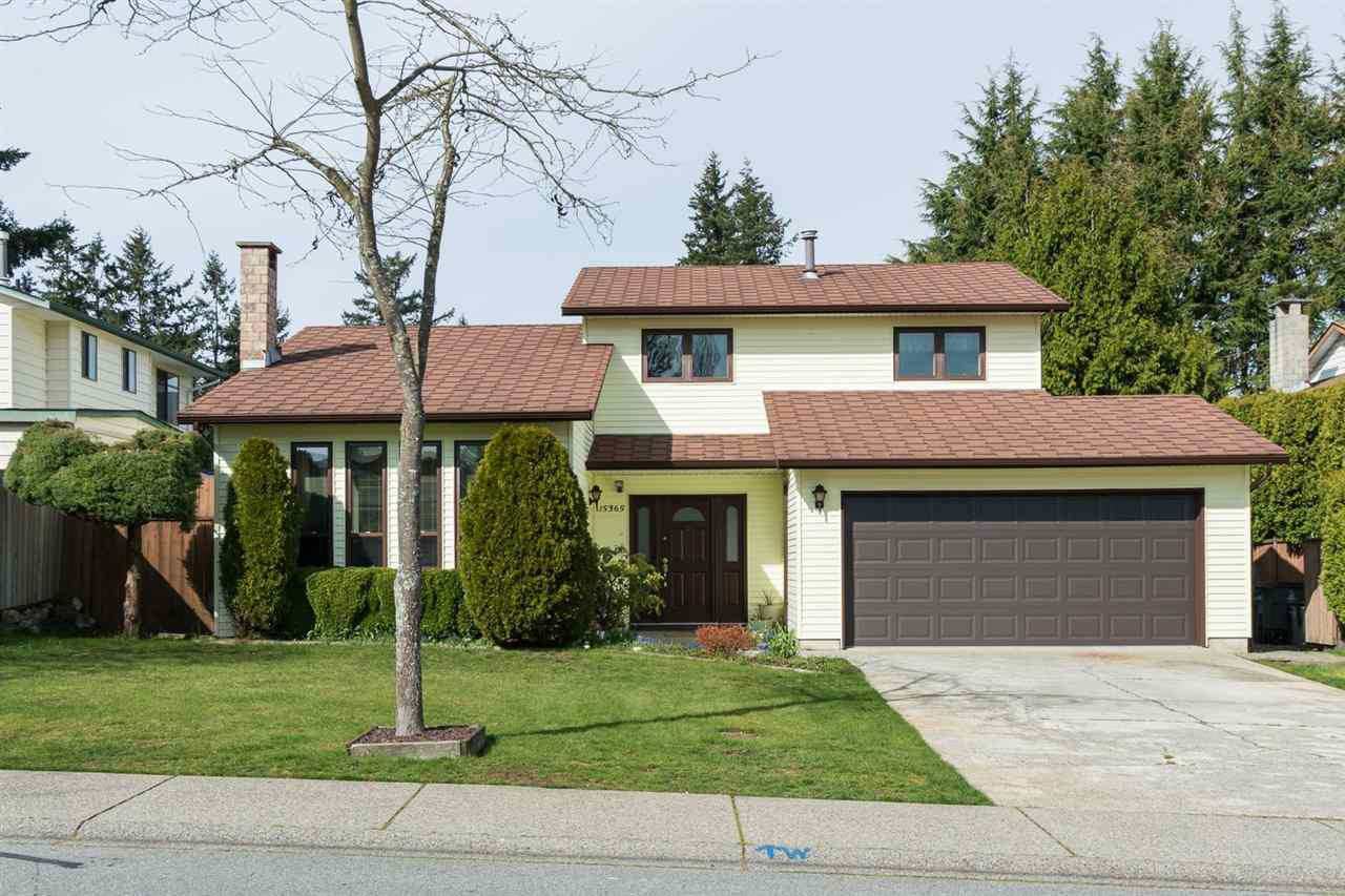 Main Photo: 15365 21 Avenue in Surrey: King George Corridor House for sale (South Surrey White Rock)  : MLS®# R2051179