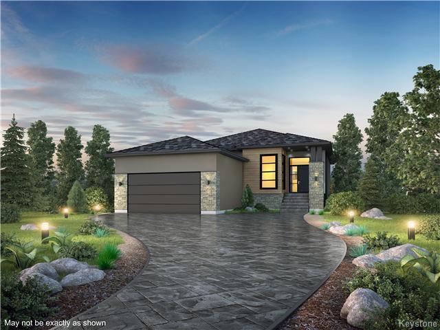 Main Photo: 10 Blackheath Close in Winnipeg: River Park South Residential for sale (2F)  : MLS®# 1607385