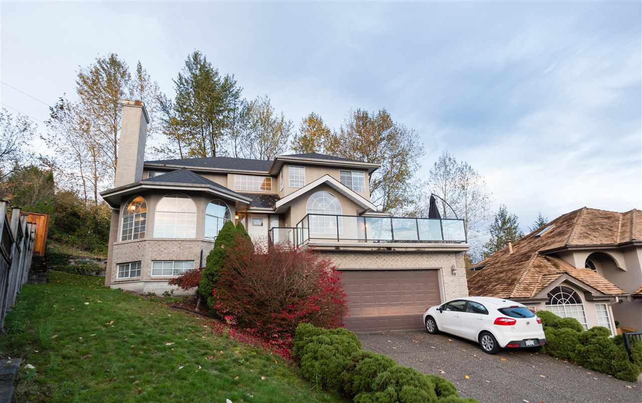 Main Photo: 3111 FISHER Court in Coquitlam: Westwood Plateau House for sale : MLS®# R2131134