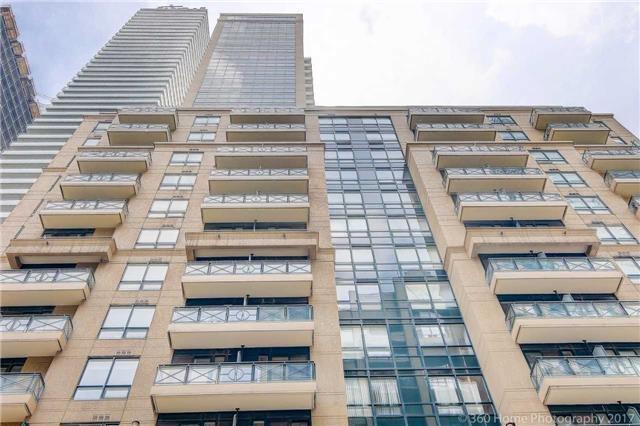 Main Photo: 2503 35 Hayden Street in Toronto: Church-Yonge Corridor Condo for sale (Toronto C08)  : MLS®# C3811774