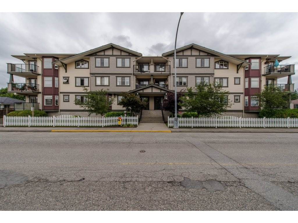 Main Photo: 101 45535 SPADINA Avenue in Chilliwack: Chilliwack W Young-Well Condo for sale : MLS®# R2177288