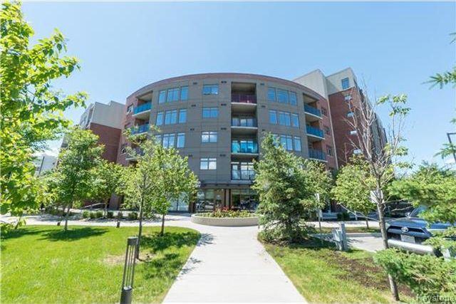 Main Photo: 705 340 Waterfront Drive in Winnipeg: Exchange District Condominium for sale (9A)  : MLS®# 1716323