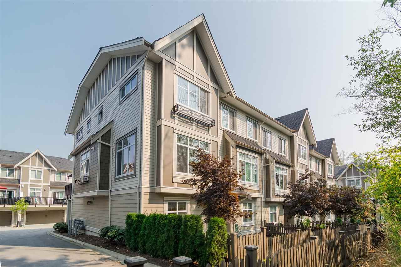 "Main Photo: 55 6591 195A Street in Surrey: Clayton Townhouse for sale in ""ZEN"" (Cloverdale)  : MLS®# R2196362"