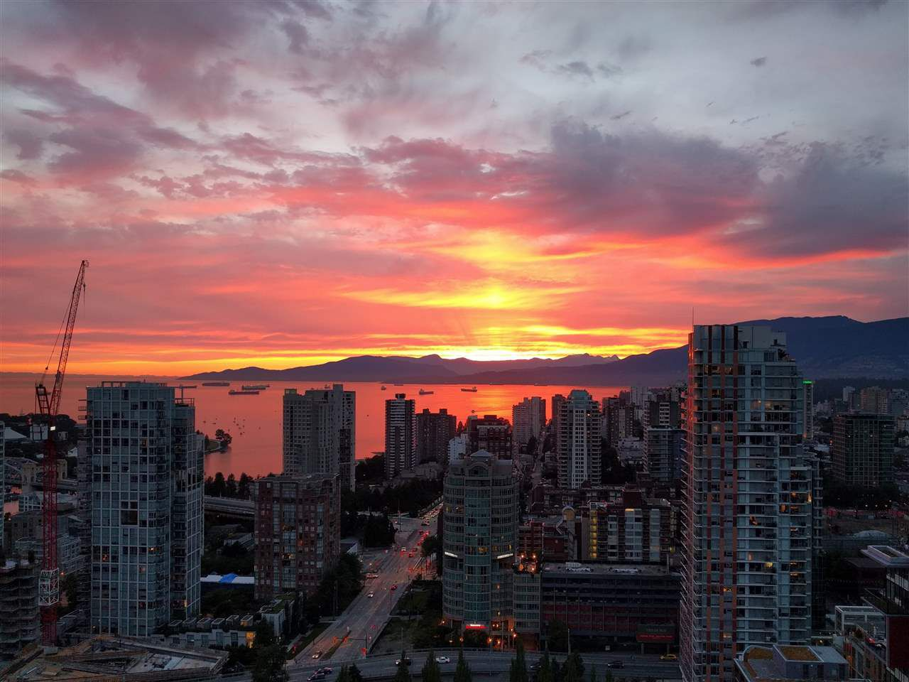 Main Photo: 3802 1372 SEYMOUR STREET in Vancouver: Downtown VW Condo for sale (Vancouver West)  : MLS®# R2189623