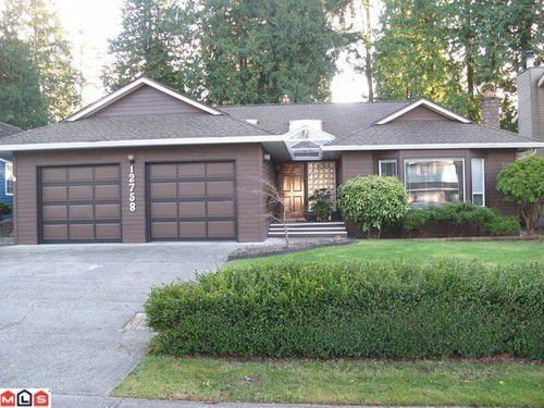 Main Photo: 12758 20A Ave in South Surrey White Rock: Home for sale : MLS®# F1203024