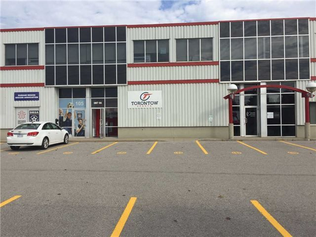 Main Photo: 106 1077 Boundary Road in Oshawa: Stevenson Property for lease : MLS®# E3967432