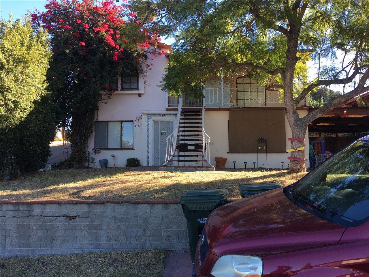 Main Photo: LA MESA Property for sale: 4553-59 Judson Way
