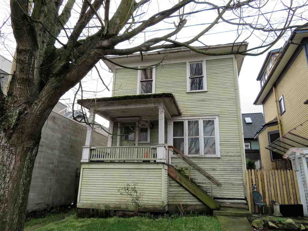 Main Photo: 2314 ONTARIO Street in Vancouver: Mount Pleasant VE House for sale (Vancouver East)  : MLS®# R2236005