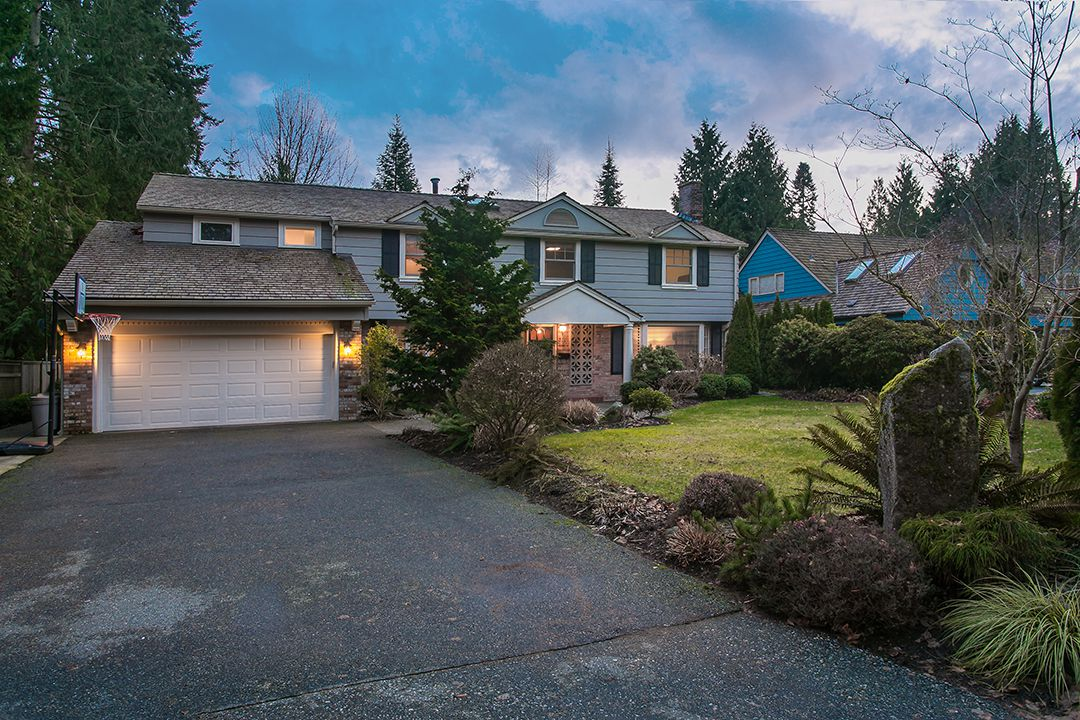 Main Photo: 450 Gordon Avenue in West Vancouver: Cedardale House for sale : MLS®# R2030418